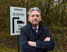Richard Leonard calls for multinationals to play fair on tax, Gourock, 23 November 2019