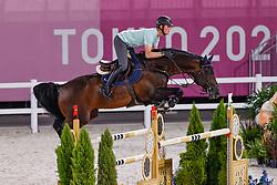 Tebbel Maurice, GER, Don Diarado, 345<br /> Olympic Games Tokyo 2021<br /> © Hippo Foto - Dirk Caremans<br /> 01/08/2021
