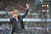 Guus Meeuwis - Groots met een zachte G 7de editie in het PSV-stadion , Eindhoven.<br /> <br /> Op de foto:  Guus Meeuwis