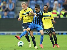 07 Aug 2014 Brøndby - Club Brugge KV
