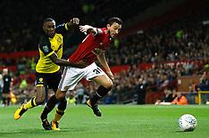 Manchester United v Burton Albion - 20 September 2017