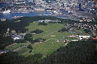 Norway Cup 2008 - Ekebergsletta<br /> Flyfoto - Aerial photo<br /> 29. juli 2008<br /> Foto: Peter Tubaas - Digitalsport