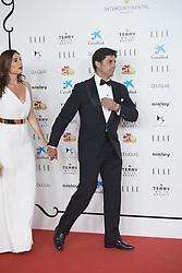 May 30, 2019 - Madrid, Madrid, Spain - Fran Rivera, Lourdes Montes attends Solidarity gala dinner for CRIS Foundation against Cancer at Intercontinental Hotel on May 30, 2019 in Madrid, Spain (Credit Image: © Jack Abuin/ZUMA Wire)