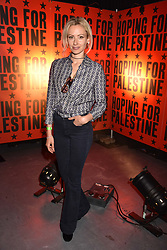 """Camilla Al Fayed at """"Hoping For Palestine"""" Benefit Concert For Palestinian Refugee Children held at The Roundhouse, Chalk Farm Road, England. 04 June 2018. <br /> Photo by Dominic O'Neill/SilverHub 0203 174 1069/ 07711972644 - Editors@silverhubmedia.com"""