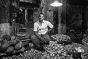 Market Vendor - Chennai, India