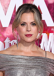 LOS ANGELES, CA, USA - FEBRUARY 11: Los Angeles Premiere Of Warner Bros. Pictures' 'Isn't It Romantic' held at The Theatre at Ace Hotel on February 11, 2019 in Los Angeles, California, United States. 11 Feb 2019 Pictured: Erin Cardillo. Photo credit: David Acosta/Image Press Agency / MEGA TheMegaAgency.com +1 888 505 6342