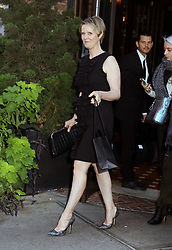 October 17, 2017 - New York, New York, United States - Cynthia Nixon attends the 'Through Her Lens: The Tribeca Chanel Women's Filmmaker Program Luncheon' at Locanda Verde on October 17, 2017 in New York City  (Credit Image: © Philip Vaughan/Ace Pictures via ZUMA Press)