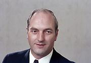 8 June 1971<br /> <br /> George Colley - Colour Portrait