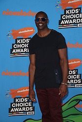 INGLEWOOD, CA - MARCH 24: Mel B. attends Nickelodeon's 2018 Kids' Choice Awards at The Forum on March 24, 2018 in Inglewood, California. Credit: Faye Sadou / MediaPunch. 24 Mar 2018 Pictured: Terrell Owens. Photo credit: FS/MPI/Capital Pictures / MEGA TheMegaAgency.com +1 888 505 6342