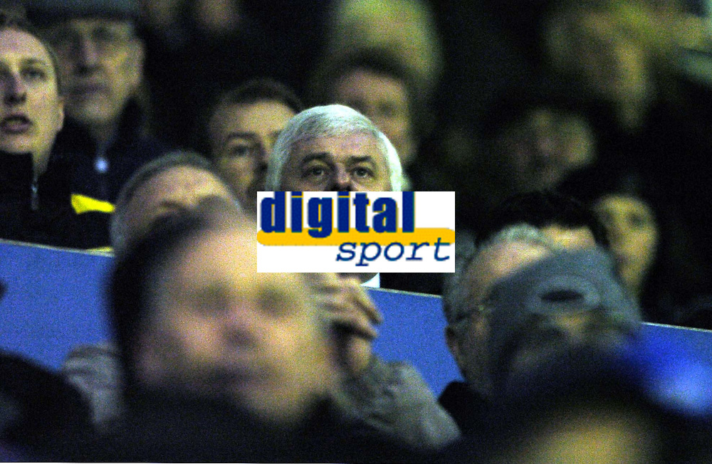 Photo: Jonathan Butler.<br />Leicester City v Cardiff City. Coca Cola Championship. 23/12/2006.<br />Peter Ridsdale