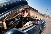 Gumball 3000 LA to Miami. Tom from The Enemy Tom Clarke from The Enemy portrait