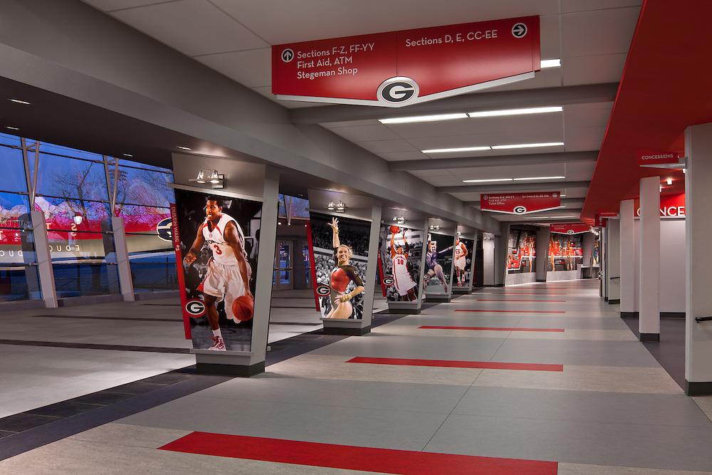 Stegman Coliseum 09 - University of Georgia - Athens, GA