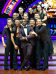 Ore Oduba, Dr Ranj Singh, Joe Sugg, Graeme Swann, Aljaz Skorjanec, Pasha Kovalev, AJ Pritchard, Giovanni Pernice, Graziano Di Prima and Johannes Radebe attend the photocall for the 'Strictly Come Dancing' live tour at Arena Birmingham on 17 January 2019 in Birmingham, England. Picture date: Thursday 17 January, 2019. Photo credit: Katja Ogrin/ EMPICS Entertainment.