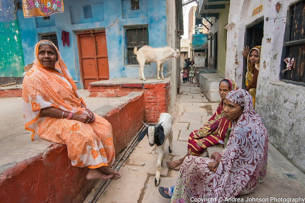 The Untouchables, Varanasi, India
