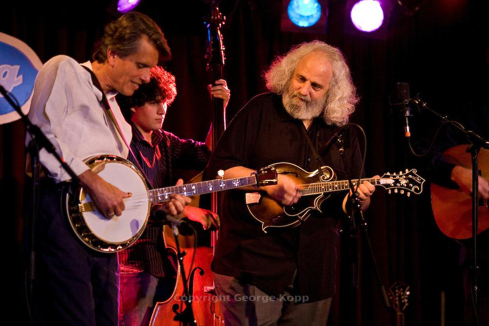 David Grisman at BB KIng's, NYC, 5/23/08