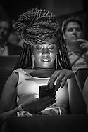 Bellmore, New York, USA. July 21, 2016. actress Kelli Vonshay Henderson at Awards Ceremony, LIIFE 2016, held at the historic Bellmore Movies. LIIFE was called one of the 25 Coolest Film Festivals in the World by MovieMaker Magazine.