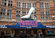 Priscilla Queen of the Desert, Palace Theatre, London, England