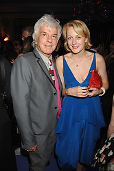 NICKY HASLAM and RITA KONIG at the 10th Anniversary Party of the Lavender Trust, Breast Cancer charity held at Claridge's, Brook Street, London on 1st May 2008.<br /><br />NON EXCLUSIVE - WORLD RIGHTS