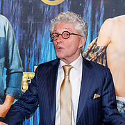 NLD/Amsterdam/20180205 - The Full Monty premiere, Jacque d' Ancona