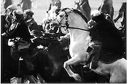 Buzkashi - Afghanistan's national sport