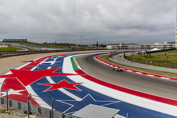 March 23, 2019 - Austin, Texas, U.S. - SCOTT DIXON (9) of New Zealand goes through the turns during practice for the INDYCAR Classic at Circuit Of The Americas in Austin, Texas. (Credit Image: © Walter G Arce Sr Asp Inc/ASP)