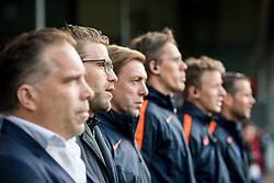 team manager Tijn Kruize during the EURO U21 2017 qualifying match between Netherlands U21 and Latvia U21 at the Vijverberg stadium on October 06, 2017 in Doetinchem, The Netherlands