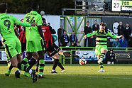 Forest Green Rovers v Macclesfield Town 041117