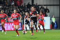 Fabrice Estebanez  - 14.03.2015 - Lyon OU / Toulon -  20eme journee de Top 14<br /> Photo : Jean Paul Thomas  / Icon Sport<br /> <br />   *** Local Caption ***