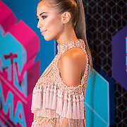 NLD/Rotterdam/20161106 - MTV EMA's 2016, Kenza Zouiten