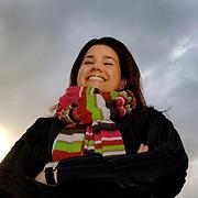 NLD/Huizen/20060329 - VVD raadslid Jessica Botter gemeente Huizen
