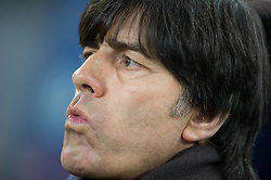 15.11.2011, Imtech Arena, Hamburg, GER, FSP, Deutschland (GER) vs Holland (NED), im Bild Joachim Löw/ Loew ( GER #Coach) // during the Match Gemany (GER) vs Netherland (NED) on 2011/11/15, Imtech Arena, Hamburg, Germany. EXPA Pictures © 2011, PhotoCredit: EXPA/ nph/ Kokenge..***** ATTENTION - OUT OF GER, CRO *****