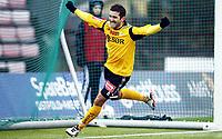 Fotball ,9. april 2012 , Adeccoligaen , 1. divisjon , Sarpsborg - Start 4-4<br /> Espen Hoff , Start