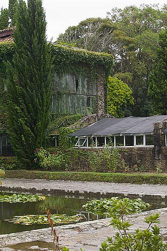 South America, Uruguay, Rocha, Parque Nacional Santa Teresa, invernaculo, conservatory,