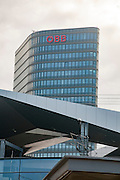 OBB Austrian Federal Railways, Vienna, Austria