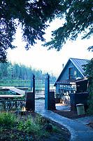Suttle Lake Lodge, Oregon.