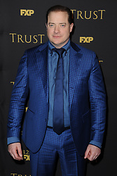 March 14, 2018 - New York, NY, USA - March 14, 2018  New York City..Brendan Fraser attending 'Trust' TV show screening at Florence Gould Hall on March 14, 2018 in New York City. (Credit Image: © Kristin Callahan/Ace Pictures via ZUMA Press)