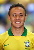"Football Fifa Brazil 2014 World Cup / <br /> Brazil National Team - <br /> Marcio Rafael Ferreira de Souza "" Rafinha "" of Brazil"