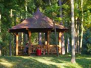 Wysowa-Zdrój (woj. małopolskie) 2019-09-30, znana jest z leczniczych wód mineralnych wieś uzdrowiskowa w południowej Polsce. W Parku Zdrojowym, znajdują się ogólnodostępne ujęcia wód mineralnych. Ze względu na wybitne walory mikroklimatu, Park zdrojowy stwarza doskonałe warunki do wypoczynku i odnowy organizmu.