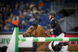 Bost Roger Yves, (FRA), Sydney Une Prince<br /> Credit Suisse Grand Prix<br /> Genève 2015<br /> © Hippo Foto - Dirk Caremans<br /> 11/12/15