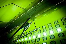 19.10.2013, Klima Wind Kanal, Wien, AUT, OESV, Nordische Kombination Skisprungtraining im Wind Kanal, im Bild Tomaz Druml // during the Skijump training in the Climatic Wind Tunnel, Austria 20131019. EXPA Pictures © 2013, PhotoCredit: EXPA/ Sascha Trimmel