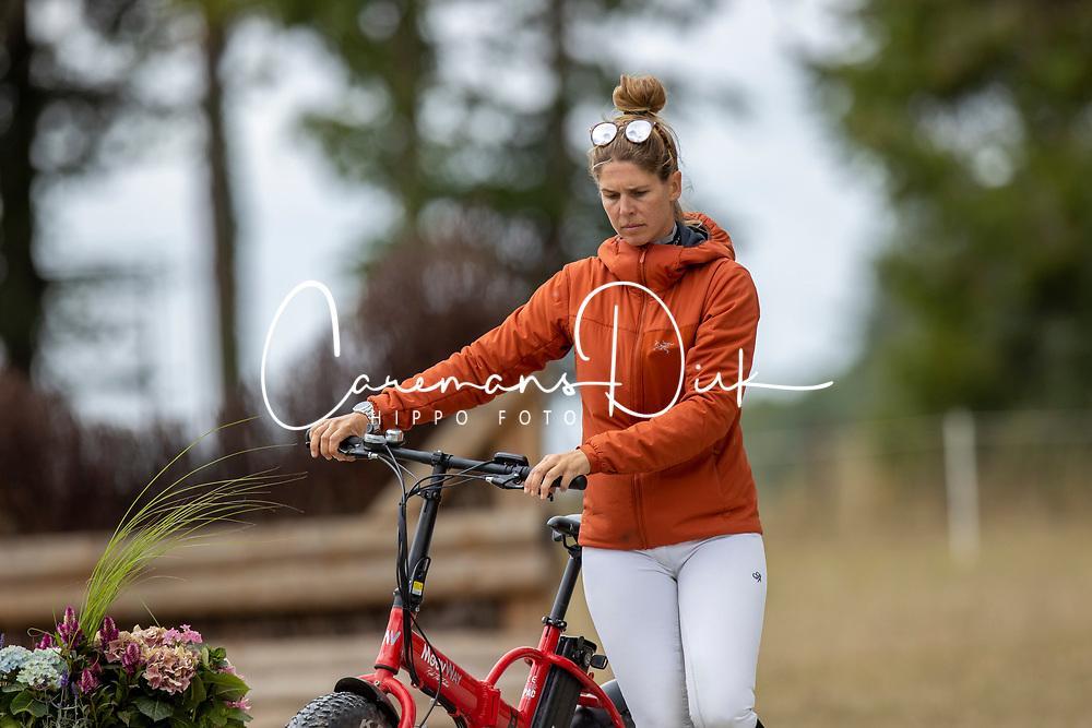 D'Andrimont Stephanie, BEL<br /> CCI4* Arville 20202<br /> © Hippo Foto - Dirk Caremans<br />  23/08/2020