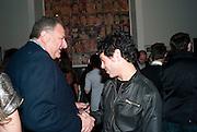 JOHNNY PIGOZZI; TIM NOBLE, Pop Life in a Material World. Tate Modern. London. 29 September 2009.