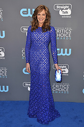 Allison Janney at The 23rd Annual Critics' Choice Awards held at the Barker Hangar on January 11, 2018 in Santa Monica, CA, USA (Photo by Sthanlee B. Mirador/Sipa USA)