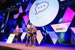 Top de Marketing ADVB-RS 2017, ocorrido no Teatro do Bourbon Country, em Porto Alegre. FOTO: Gustavo Granata / Agência Preview