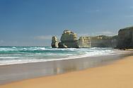 Oceania; Australia; Australian; Down Under; Victoria; Port Campbell National Park; The Twelve Apostles; Beach at Gibson Steps