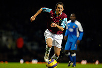 Photo: Alan Crowhurst.<br />West Ham United v Wigan Athletic. The Barclays Premiership. 06/12/2006. West Ham's Yossi Benayoun attacks.