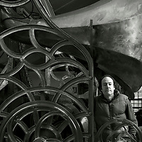 Henry Dagg, Sound Artist, Faversham, Kent