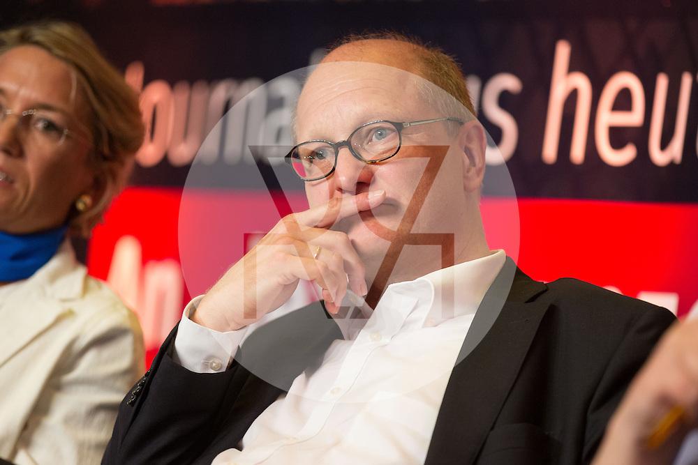 DEUTSCHLAND - HAMBURG - Joachim Knuth, an der netzwerk recherche e.V. Jahreskonferenz 2016 - 08. Juli 2016 © Raphael Hünerfauth - http://huenerfauth.ch