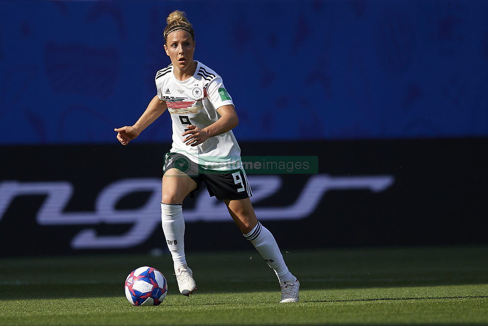 June 29, 2019 - Rennes, France - Svenja Huth (FFC Turbine Potsdam) of Germany in action during the 2019 FIFA Women's World Cup France Quarter Final match between Germany and Sweden at Roazhon Park on June 29, 2019 in Rennes, France. (Credit Image: © Jose Breton/NurPhoto via ZUMA Press)