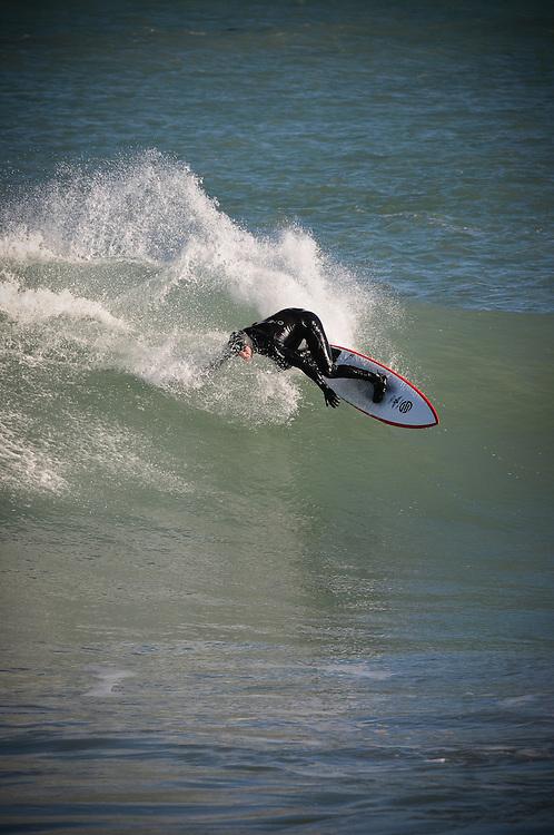 MT Surfing Lyall Bay 26-7-11..Photo by Mark Tantrum | www.marktantrum.com